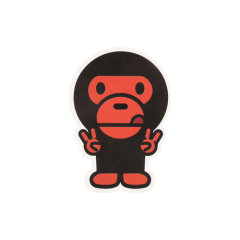 Cartoon Monkey Custom Stickers