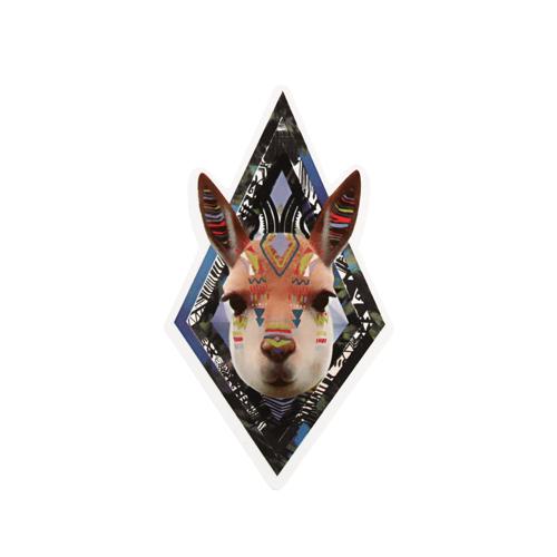 Sika Deer Custom Stickers