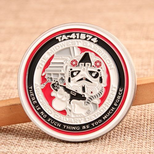 Star Wars Custom Challenge Coins