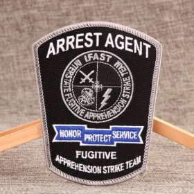 Arrest Agent Embroidery Percentage