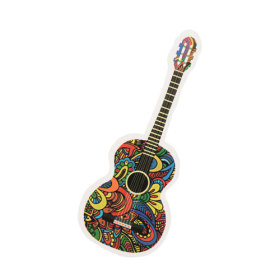 Guitar Custom Stickers