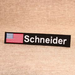 Schneider Custom Patches Online
