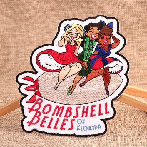 Bombshell Order Custom Patches
