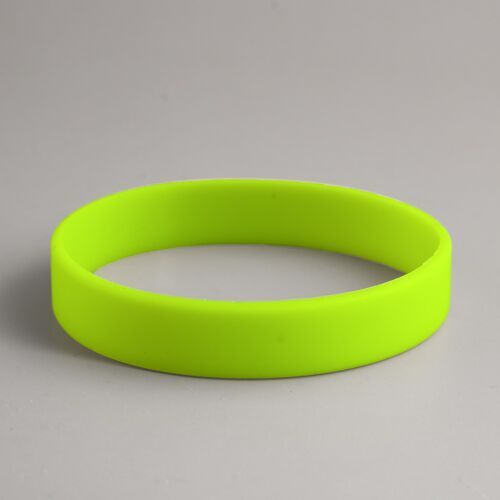 Green Blank Simply Wristbands