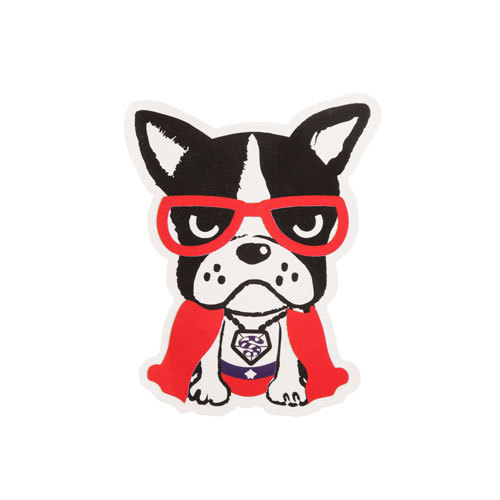 Pet Dog Custom Stickers
