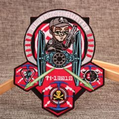 Patch Hunter Custom Patches