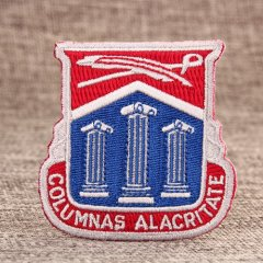 Columnas Alacritate Order Custom Patches