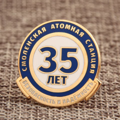 Commemorative Custom Lapel Pins