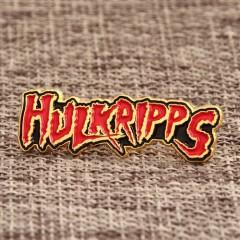 Custom Hulkripps Lapel Pins