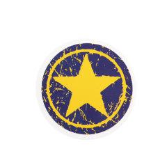 Pentagram Custom Stickers
