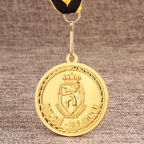 Royal Belgian Swimming Federation Sports Medals