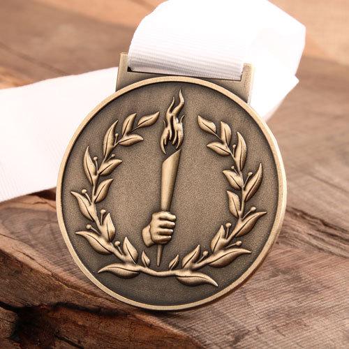 3D Torch Award Medals