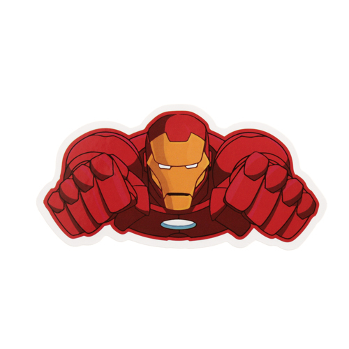 Cool Iron Man Custom Stickers