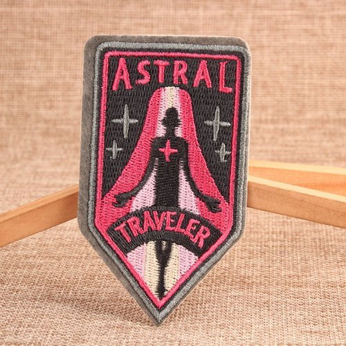 Astral Traveler Custom Made Patches