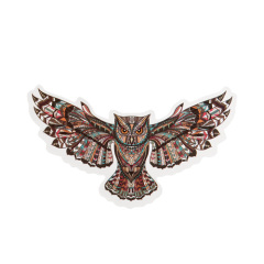 Owl Custom Stickers