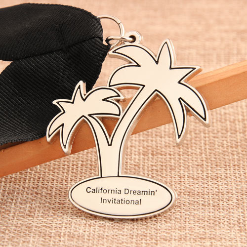 Palm Personalized Medals
