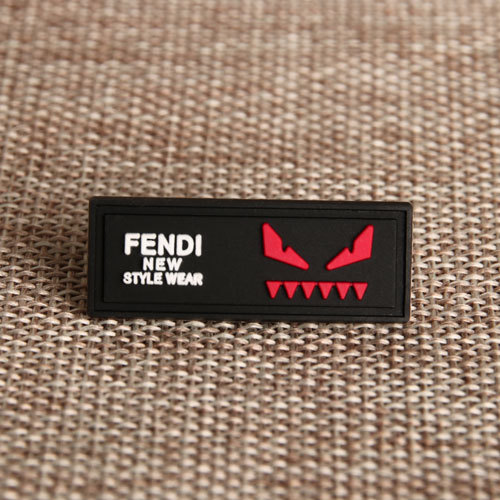 FENDI PVC Patches