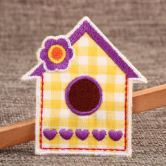 Nice House Custom Patches No Minimum