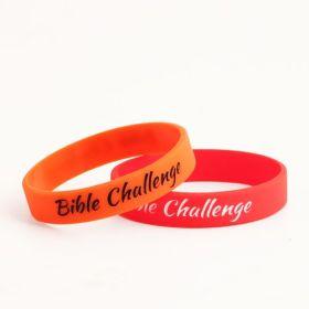 Bible Challenge Cheap Wristbands