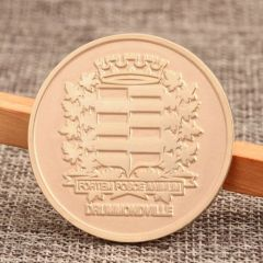 Heriot Custom Made Challenge Coins
