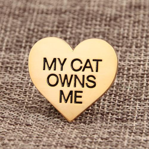 My Cat Lapel Pins