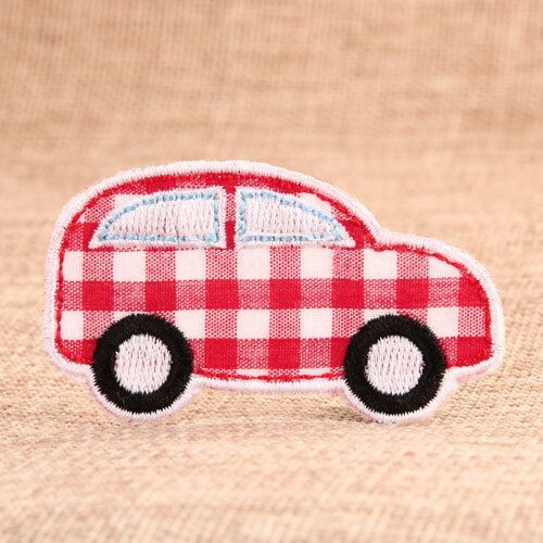 Cute Car Small Order Custom Patches