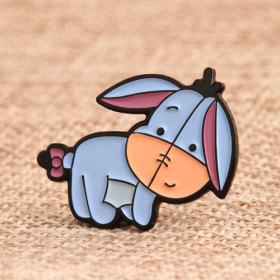 Eeyore Donkey Lapel Pins