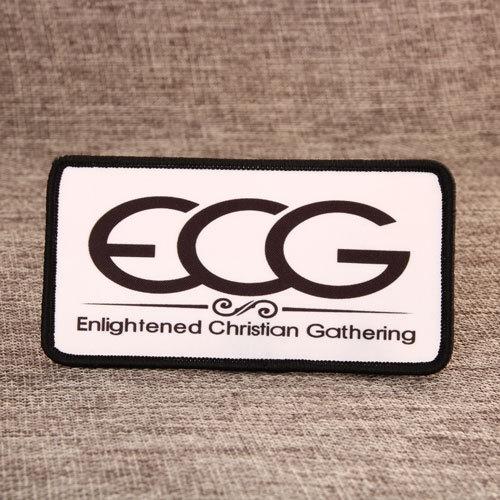 ECG Custom Patches Online