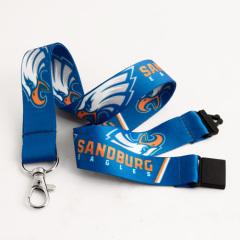 Sandburg Dye-sublimated Lanyards