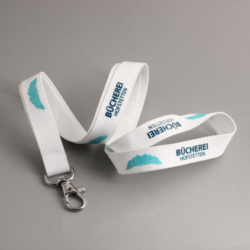 custom lanyard ID holder