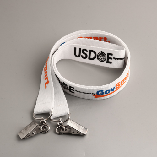 lanyard ID holder