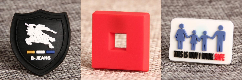 pvc lapel pin