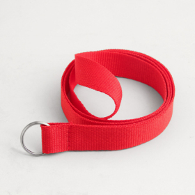 Red Blank Cheap Lanyards