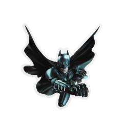 Live Action Batman Custom Stickers