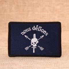 Nous Defions Military Velcro Patches