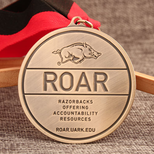 Roar Custom Medals