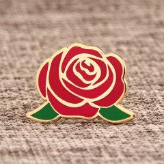 Rose Custom Lapel Pins
