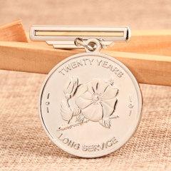 Alberta Government Custom Medals
