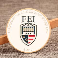 FEI Custom Challenge Coins