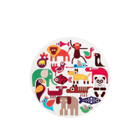 Animal Zoo Custom Stickers
