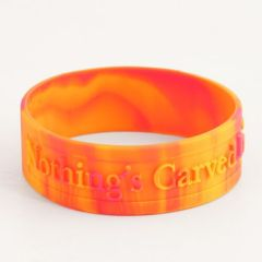 Nothing's Carved in Stone Wristbands