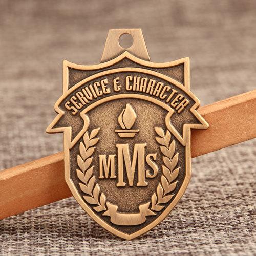 MMS Custom Medals