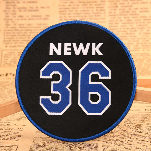 Newk 36 Personalized Patches