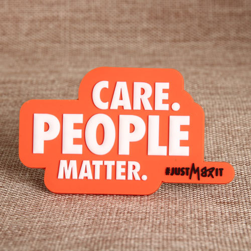 Care People PVC Magnet
