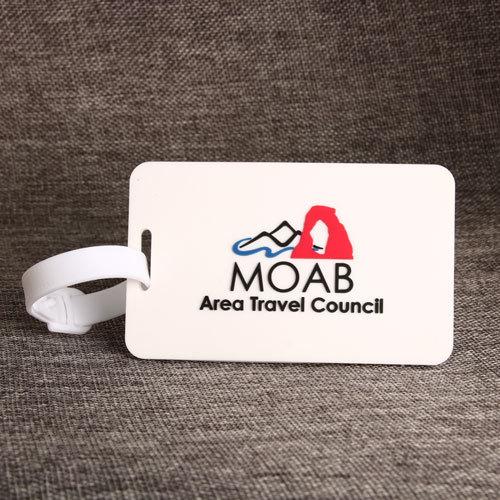 MOAB PVC Luggage Tag