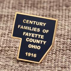 Century Families Custom Pins