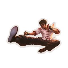 Kung Fu Custom Stickers