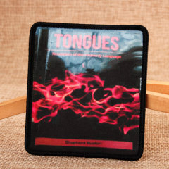 Tongues Custom Patches