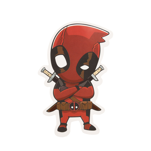 Deadpool Custom Stickers