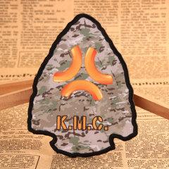 K.M.C Custom Military Patches No Minimum Order
